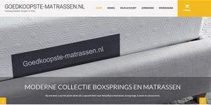 Matrassen kopen boxspring komen zutphen